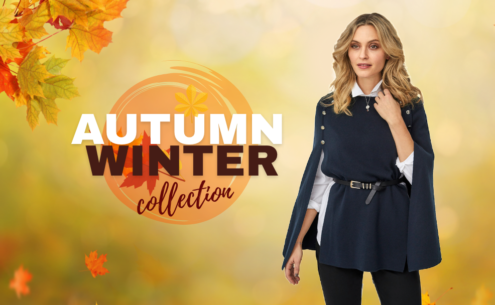 Autumn and Winter banner