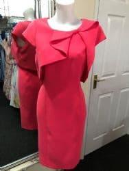 Ella Boo Hot Pink Dress