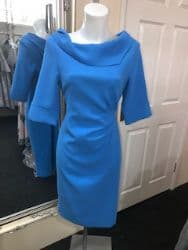 LIZABELLA BLUE DRESS