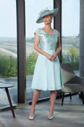 BELLA PREMIUM COLLECTION MINT DRESS
